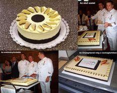 Szabolcsi almás máktorta - SüssVelem.com Birthday Cake, Food, Birthday Cakes, Essen, Meals, Yemek, Cake Birthday, Eten