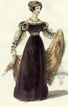 1825 portrait_de_dorothee_de_cou