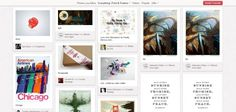"Creativebloq.com  ""6 brilliant things designers and illustrators should be doing with Pinterest."""