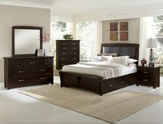 CATALINA-III 4PC KING BEDROOM SET $2,299.99 Sku:135379 The Catalina is a casual contemporary collection, the merlot color gives a relaxing feel, and with a complementing upholstered headboard you'll have the perfect, cozy oasis. The Catalina is very aesthetically appealing, but the beautiful collection is one that will last you for years to come, made of solid oak, and has been lightly distressed to add to the beauty. Please visit our website for warranty and benefits.
