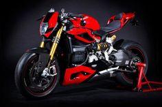 Ducati 1199 Panigale S Roadster by Hertrampf