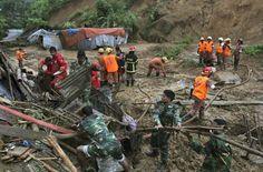 Bangladesh landslide toll goes up to 106 - The Hindu