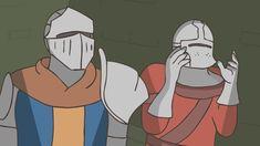 Dark Souls in a nutshell. #gaming #games #gamer #videogames #videogame #anime #video #Funny #xbox #nintendo #TVGM #surprise