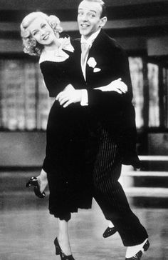 Thirties - Ginger Rogers