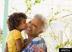 Grandparents Play an Important Role in Families: Video - Meaningful time with kids doesn't mean spending lots of money and planning big outings!