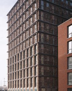 De Loodsen residential towers Amsterdam 2006_Office Winhov