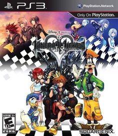 Kingdom Hearts HD 1.5 Remix Latam PS3