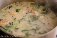 paleo seafood soup recipe