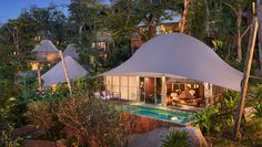 Tent Pool Villas | Keemala | Luxury Villas Kamala