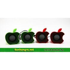 Bộ loa mini hình quả táo xinh xắn