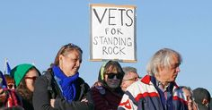 Sunday morning political talk shows entirely ignored the ongoing demonstration at the Standing Rock Sioux Reservation, continuing a troubling pattern of scant media attention being paid to the historic protests and the violent crackdown on the movementfor environmental, civil, and Native peoples' rights.  Law enforcement and private s
