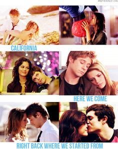 the oc, the way it should be