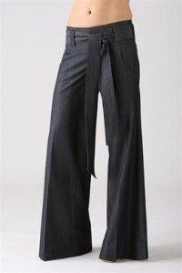 wide leg pants, trouser, dress pants