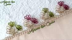 Diy Crafts Hacks, Diy And Crafts, Baby Knitting Patterns, Crochet Patterns, Crochet Bedspread, Crochet Shawls And Wraps, Crochet Borders, Beading Tutorials, Crochet Crafts