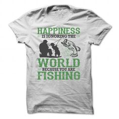 Names Dad and son go Fishing T-Shirts