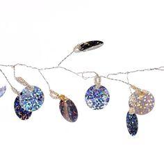Ghirlanda de Craciun Disc Garland 180 cm -Argintiu Best Sellers, Garland, Drop Earrings, Jewelry, Jewlery, Jewerly, Schmuck, Drop Earring, Jewels