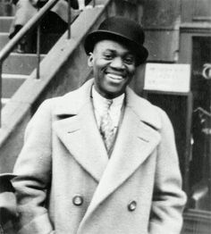 "Bill ""Bojangles"" Robinson (May 25, 1878 – November 25, 1949) was an awesome dancer and choreographer. He taught Fred Astaire, Shirley Temple, The Nicholas Bros. and other actresses along with inspiring the legendary moon walk."