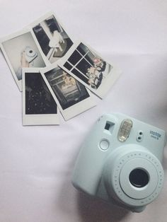 Can't wait for Christmas so I can take some Polaroids.