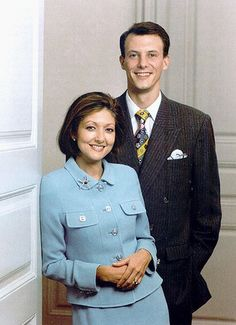 Royal Engagement spam Prince Joachim and Alexandra Manley. Prince Felix Of Denmark, Princess Alexandra Of Denmark, Princess Elizabeth, Crown Princess Mary, Princess Style, Denmark Royal Family, Danish Royal Family, Alexandra Manley, Royal Family Portrait