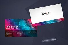 Más de 40 tarjetas de presentación muy creativas | Quiero más diseño