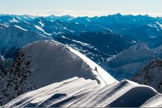 Credit: Marius Schwager Marius Schwager: Sebastian Friesl high above the Aosta Valley Snowboarding, Skiing, Aosta Valley, Mountain Photography, Photography Competitions, Mount Everest, Mountains, World, Pictures
