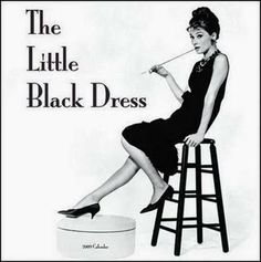 Little Black Dress, un básico en tu fondo de armario.