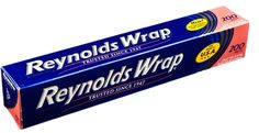 We love leftovers, as long as they're fresh. With union-made Reynolds Wrap Aluminum foil, you can be sure that your leftovers will stay ready for your next meal. Made by members of the USW in Louisville, Kentucky, Reynolds Wrap Aluminum Foil has been keep it fresh since 1947.