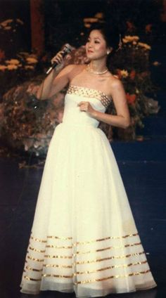 1981 Golden Horse Awards ceremony singsing