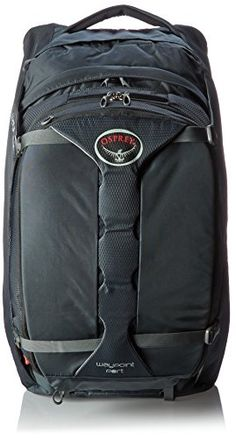 Osprey Waypoint Travel Pack Slate Grey 80Liter *** You can find more details by visiting the image link.(This is an Amazon affiliate link)