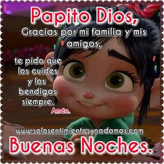 Good Night Greetings, Good Night Wishes, Good Night Quotes, Spanish Greetings, Despicable Me, Happy Day, Friendship, Memes, Patio
