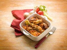 Slow Cooker Chicken Cacciatore
