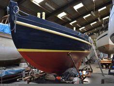 Morecambe Bay Prawner 32ft for sale, 9.58m, 1908 | BoatshedLancashire.com