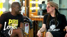 RuPaul's Drag Race (Season 8 Finale) | Rehearsal Buddies: Bob the Drag Q... Bob The Drag Queen, Logo Tv, Season 8, Rupaul, Thor, Racing, Women, Art, Running