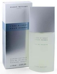 L'Eau d'Issey Pour Homme - Sweet citrus, mild spice w/ a woody base. Awesomely fresh summer juice