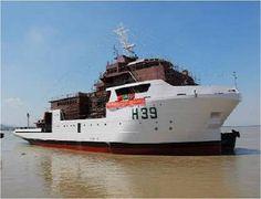 Portal do Porto: NPqHo Vital de Oliveira (H 39) é lançado ao mar