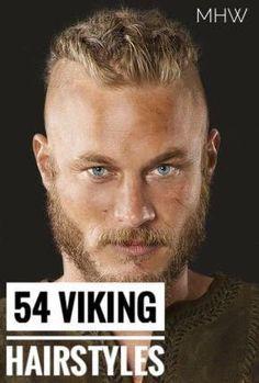 54 Viking Hairstyles In 2020 Viking Hair Viking Hairstyles Male Long Hair Styles Men