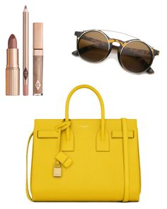 teste by tamy-oliveira on Polyvore featuring moda and Yves Saint Laurent