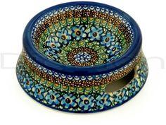 Polish Pottery | Polish Pottery Boleslawiec Stoneware Pet Bowl 524 Ceramika Artystyczna ...