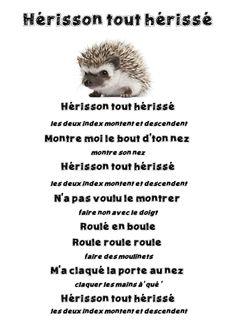 Caillou lyrics french