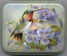 Russian LAQUER box art