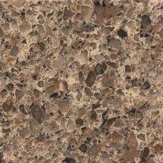 Silestone 2 in. Quartz Countertop Sample in Sienna Ridge