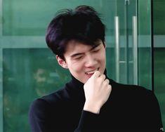 Beautiful smile oh sehun