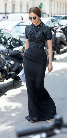 Paris Couture Week.