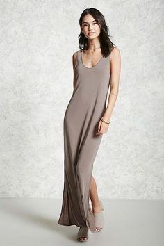 M-Slit Maxi Dress http://www.forever21.com/EU/Product/Product.aspx?BR=f21&Category=dress&ProductID=2000086557&VariantID=