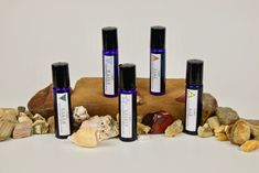 Aromatherapy Perfumes SET of FIVE ELEMENT Earth Air Fire | Etsy