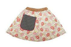 Misha Lulu Fresh Baked Cutie Pie Floral Skirt