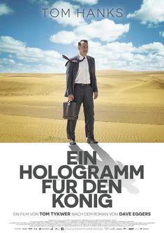 Esperando al rey: Huyendo de la recesión, Alan Clay (Tom Hanks), un empresario estadounidense, se traslada a Arabia Saudí, donde la economía se encuentra en pleno auge. Su objetivo es evitar la ruina y mantener unida a su familia. (FILMAFFINITY)