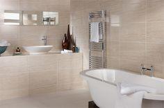 large format tile bathroom - Google Search