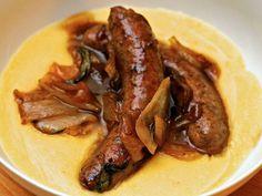Dinner Tonight: Cider-Braised Sausages With Sage