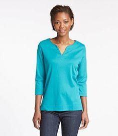 15fdd29be0c66 Women s Pima Cotton Tunic